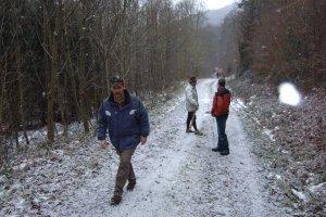 Wanderung 2009